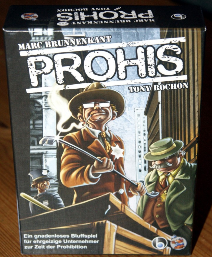 Prohis Cover